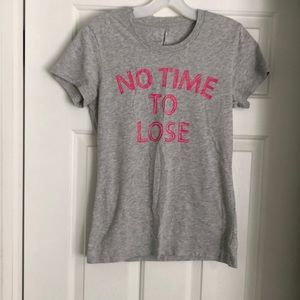 New W/O Tags- Duo Dry Work Out T-shirt - Size - M